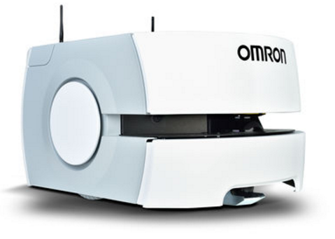 OMRON News: Mobile robotics