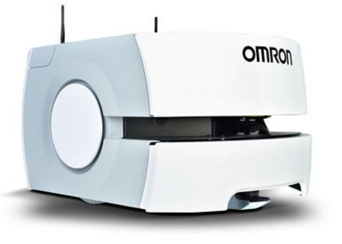 Actualidad OMRON: La robótica móvil